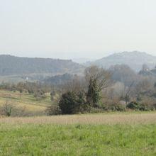 Puy d'Ayen , Ayen ( Corrèze 19 )