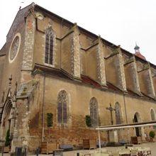 Cathédrale Saint-Luperc , Eauze ( Gers 32 ) A