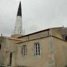 Eglise Saint Etienne , Ars en ré ( Charente-Maritime 17 ) AA