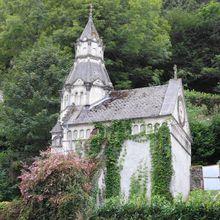 Chapelle II : Judas, Lestelle Bétharram ( Pyrénées-Atlantiques 64 )