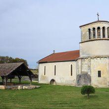 Fontaine Sainte Quitterie, Lucbarbez et Bargues ( Landes 40 ) A