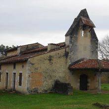 Chapelle de Lugaut (Landes 40) A