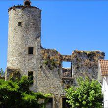 Pigeonnier de Coulomme, Sauveterre-de-Béarn (Pyrénées-Atlantiques) A
