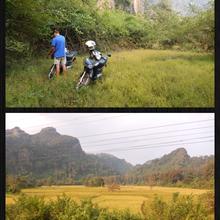 """Laos (5): Tha Khaek, la """"loop"""" loupée"""