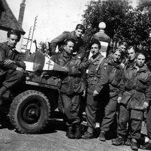 Photos du peloton Simon 4e SAS