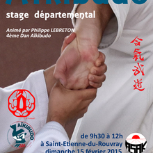 Stage départemental - 2015