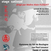Stage national en normandie
