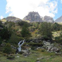 Ma fermeture truite dans les Hautes Alpes le 29 septembre 2015