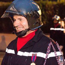 Choristes et pompiers fêtent leur patronne