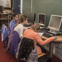Des PC pour les élèves