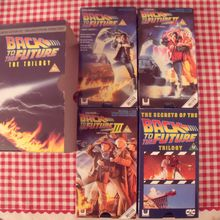 """Mes amours 7.2.1 : ma collection """"Back To The Future"""", partie 1/5"""