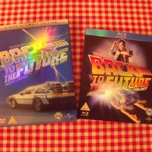 """Mes amours 7.2.2 : ma collection """"Back To The Future"""", partie 2/5"""