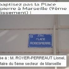 Ils attaquent Robespierre ,pourquoi pas Thiers ?
