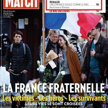 Paris Match 3471 du 26 novembre 2015