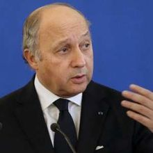 UKRAINE : FABIUS N'A « PAS L'INTENTION D'ENTRER EN GUERRE CONTRE LA RUSSIE »...