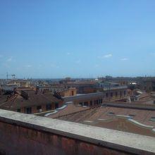 « MAGGIO RADIOSO A  ROMA » : SUR LE TOIT DE LA CASAPOUND…