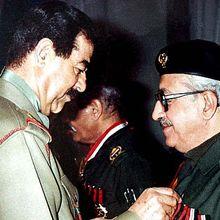 HONNEUR À TAREK AZIZ, MILITANT EXEMPLAIRE DU BAAS IRAKIEN !