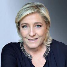 POUR NOTRE PEUPLE, UN SEUL MOT D'ORDRE : VOTONS MASSIVEMENT POUR MARINE LE PEN, DÈS LE PREMIER TOUR !