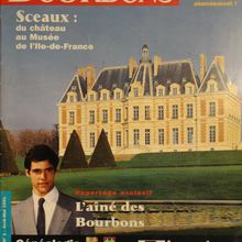 BOURBONS MAGAZINE N° 1 - AVRIL-MAI 1996