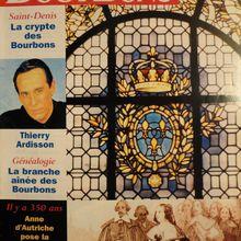 BOURBONS MAGAZINE N° 2 - JUIN-JUILLET 1996