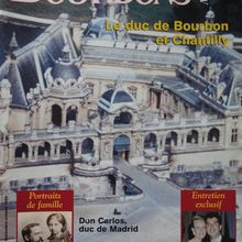 BOURBONS MAGAZINE N° 20 - SEPTEMBRE-OCTOBRE 1999