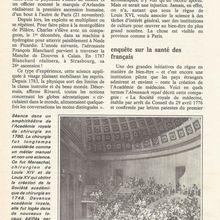 FRANÇOIS BLUCHE : LA FRANCE DE LOUIS XVI : UN  PAYS PILOTE