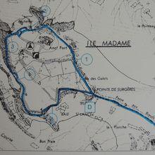Dixième Promenade :  tour de l'Île Madame et de Brouage ...
