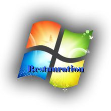 Windows : Point de restauration Fichiers