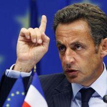 Sarkozy accuse le Front National.