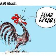La France vue de l'étranger.