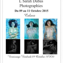 EXPOSITION #PARIS ARTISTES 09 >11 Oct 2015