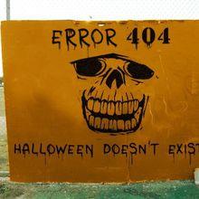 Halloween ! Non, mais Halloween, quoi.