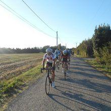 GDD/BCB : balade tranquille avec la Via Rhôna 98 km