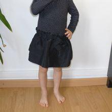 La petite robe presque noire