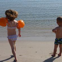 Youpi à la plage!!!
