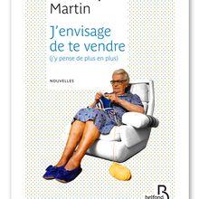 J'envisage de te vendre (j'y pense de plus en plus) - Frédérique Martin