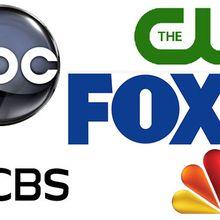 Grille des Networks 2015-2016