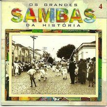 Os Grandes Sambas Da História Vol.04 (1997)