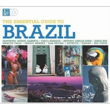 The Essential Guide To Brazil - CD3 (2005) - Compilation