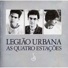 As Quatro Estações (1989) - Legião Urbana