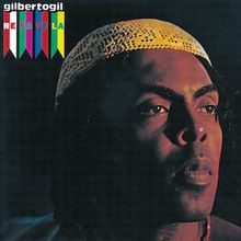 Refavela (1977) - Gilberto Gil
