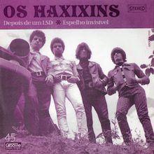 EP : Depois de um LSD/Espelho Invisível (2008) - Os Haxixins