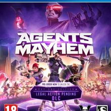 [Test] Agents of Mayhem