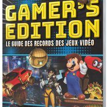 Guinness World Records 2018 Gamer's Edition, le guide des records des jeux vidéo