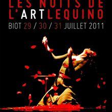 Les Nuits de L'Artlequino 2011