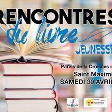 Rencontres du Livre - Saint Maximin la Sainte Baume