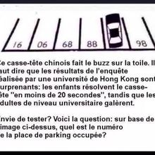 Quizz parking