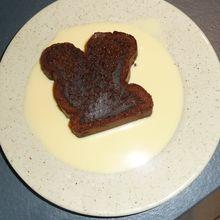 Crème anglaise au companion moulinex