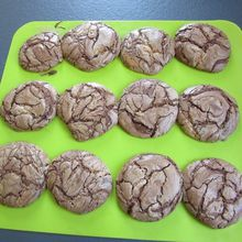 3615 MYLIFE : Cookies ratés