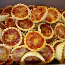 Mini pizzas apéro (à faire au companion ou pas)